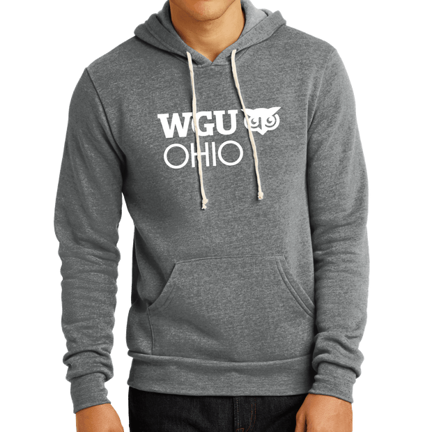 Alternative® Challenger Eco-Fleece Pullover Hoodie - Ohio