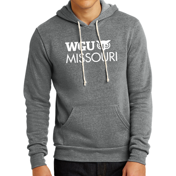 Alternative® Challenger Eco-Fleece Pullover Hoodie - Missouri