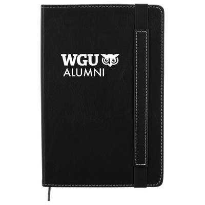 Charlotte Journalbook Notebook - Alumni