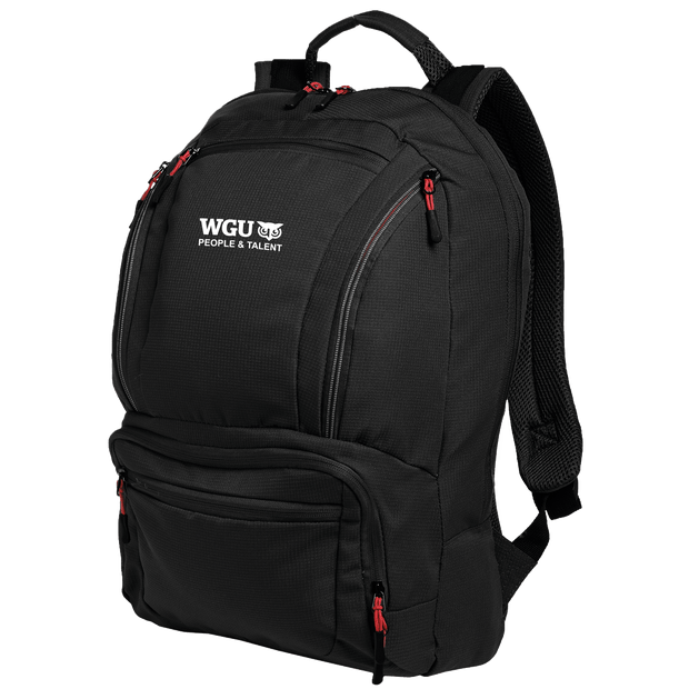 Port Authority Cyber Backpack- People & Talent