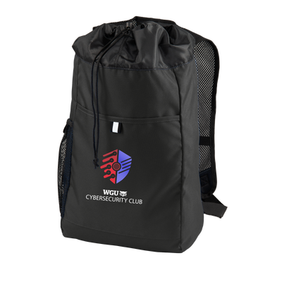 Port Authority ® Hybrid Backpack - Cyber Security Club