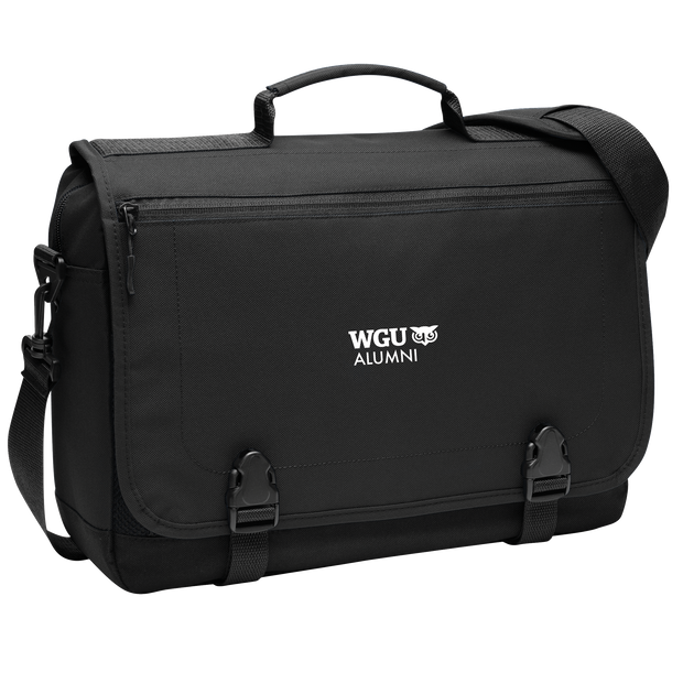 Port Authority® Messenger Briefcase - Alumni