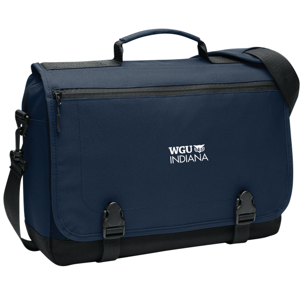 Port Authority® Messenger Briefcase - Indiana