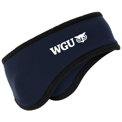 Port Authority® Two-Color Fleece Headband