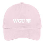 Port & Company® - Brushed Twill Low Profile Cap- WGU Commencement