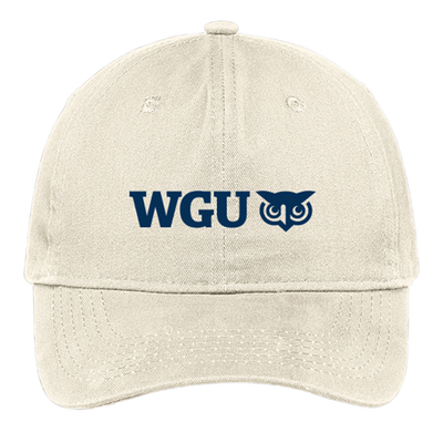 Port & Company® - Brushed Twill Low Profile Cap - WGU Clearance