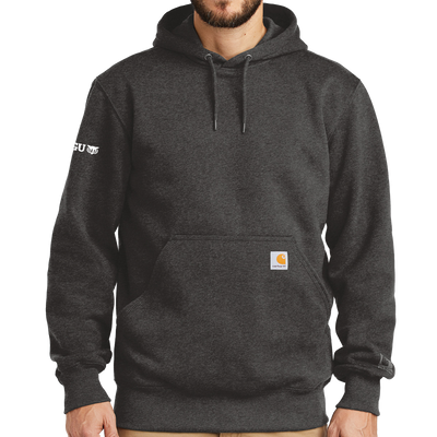 Carhartt ® Rain Defender ® Paxton Heavyweight Hooded Sweatshirt - WGU Clearance