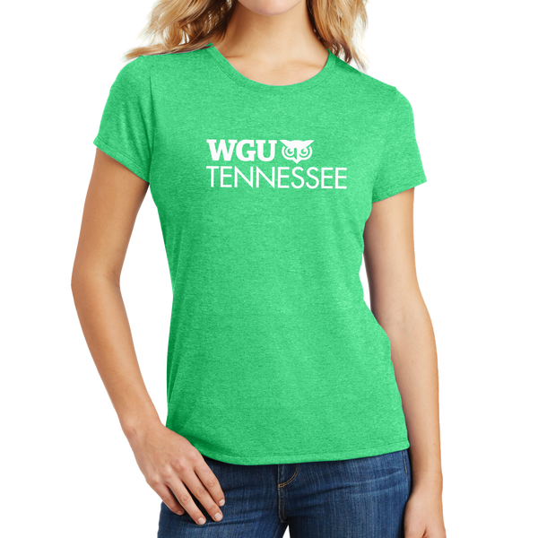 District Made® Ladies Perfect Tri® Crew Tee - Tennessee