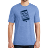 District® - Young Mens Tri-Blend Crew Neck Tee - Teachers