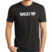 District® - Young Mens Tri-Blend Crew Neck Tee