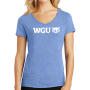 District Made® Ladies Perfect Tri® V-Neck Tee