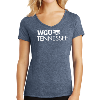 District Made® Ladies Perfect Tri® V-Neck Tee - Tennessee