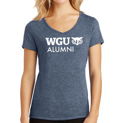 District Made® Ladies Perfect Tri® V-Neck Tee - Alumni