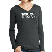 District Made® Ladies Perfect Tri® Long Sleeve Hoodie - Tennessee