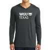 District Made® Mens Perfect Tri® Long Sleeve Hoodie - Texas