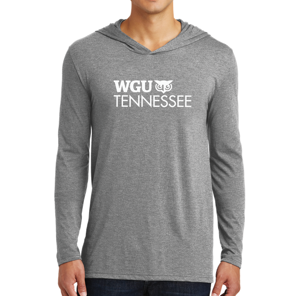 District Made® Mens Perfect Tri® Long Sleeve Hoodie - Tennessee