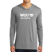 District Made® Mens Perfect Tri® Long Sleeve Hoodie - Alumni