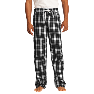 District  Flannel Plaid Pant - Night Owl