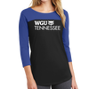 District® - Juniors Rally 3/4-Sleeve Tee - Tennessee