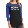 District® - Juniors Rally 3/4-Sleeve Tee - Indiana