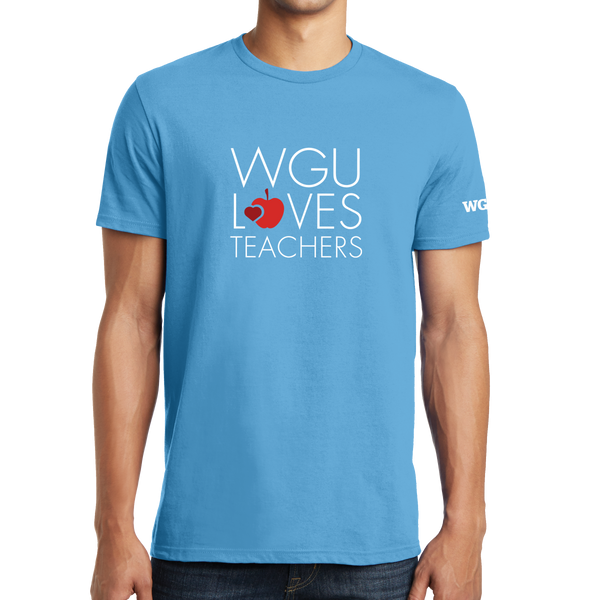 District® - Young Mens The Concert Tee WGU Clearance