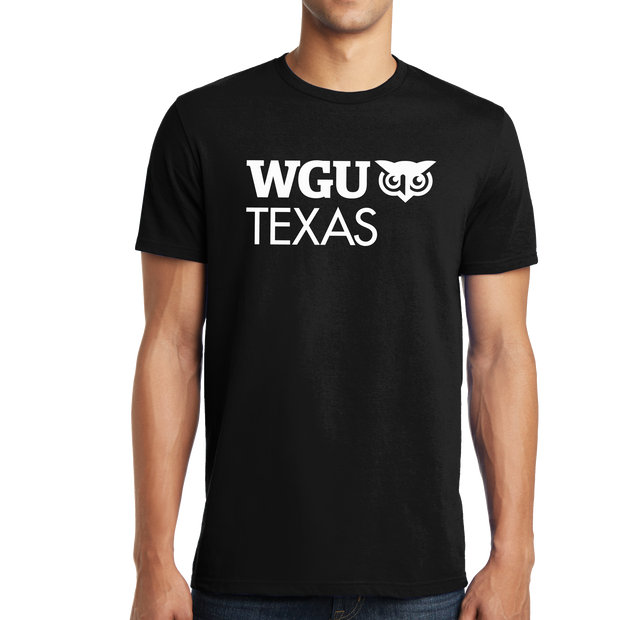 District® - Young Mens The Concert Tee - Texas