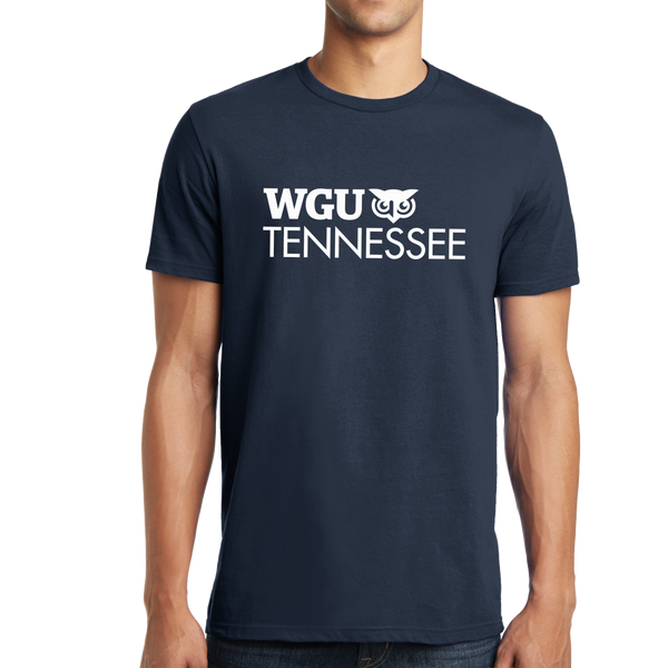 District® - Young Mens The Concert Tee - Tennessee