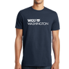 District® - Young Mens The Concert Tee - Washington