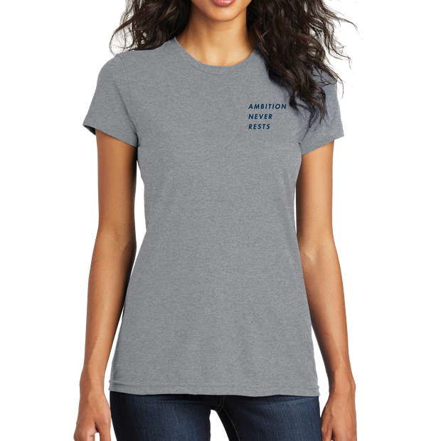 District ® Women's Fitted The Concert Tee- ANR