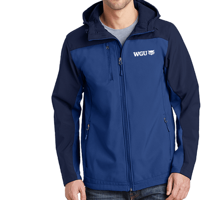 Port Authority® Hooded Core Soft Shell Jacket