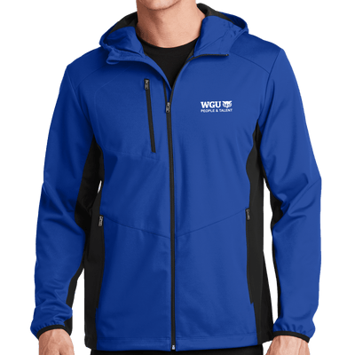 Port Authority Active Hooded Soft Shell Jacket- People & Talent