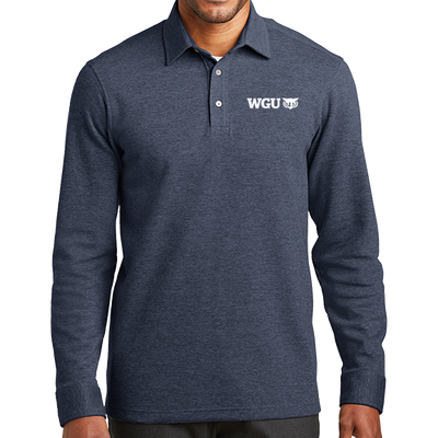 Port Authority® Interlock Polo Cover-Up