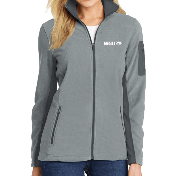 Port Authority Ladies Summit Fleece Full-Zip Jacket
