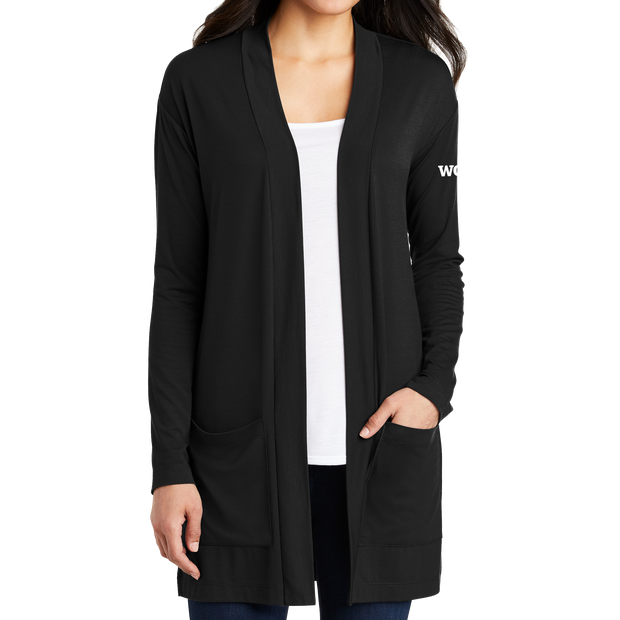 Port Authority ® Ladies Concept Long Pocket Cardigan