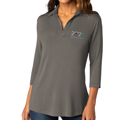 Port Authority ® Ladies Luxe Knit Tunic -  Nurse 2021