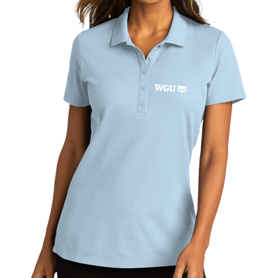 Port Authority® Ladies SuperPro™ React™ Polo