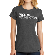 New Era® Ladies Heritage Blend Crew Tee - Washington