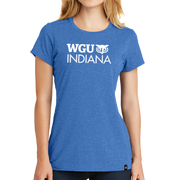 New Era® Ladies Heritage Blend Crew Tee - Indiana