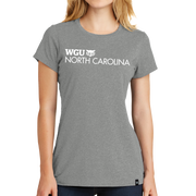 New Era® Ladies Heritage Blend Crew Tee - North Carolina
