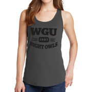Port & Company Ladies Core Cotton Tank Top - Night Owl