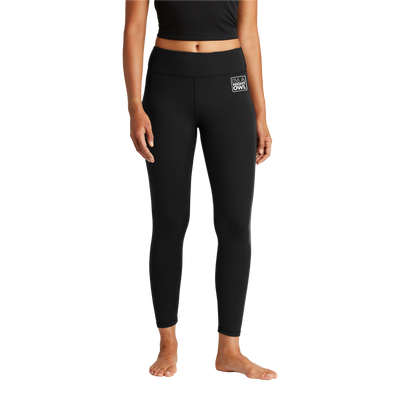 Sport-Tek Ladies 7/8 Legging - Night Owl