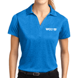 Sport-Tek® Ladies Heather Contender™ Polo