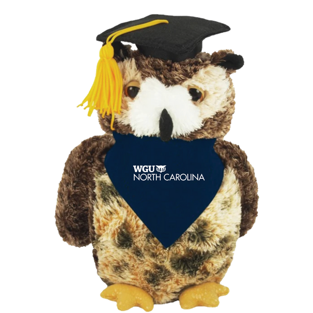 OWL WGU MASCOT - North Carolina
