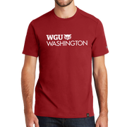 New Era® Heritage Blend Crew Tee - Washington