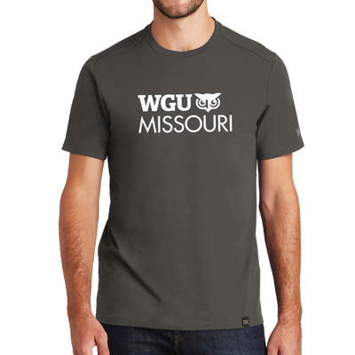 New Era® Heritage Blend Crew Tee - Missouri