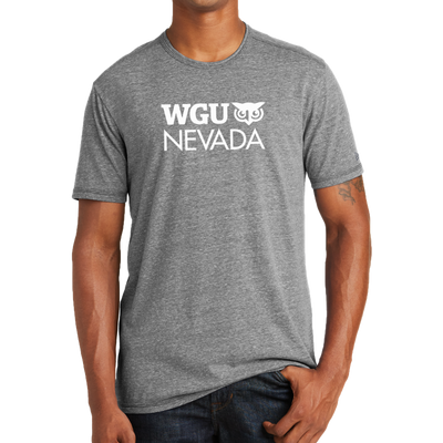 New Era® Tri-Blend Performance Crew Tee - Nevada