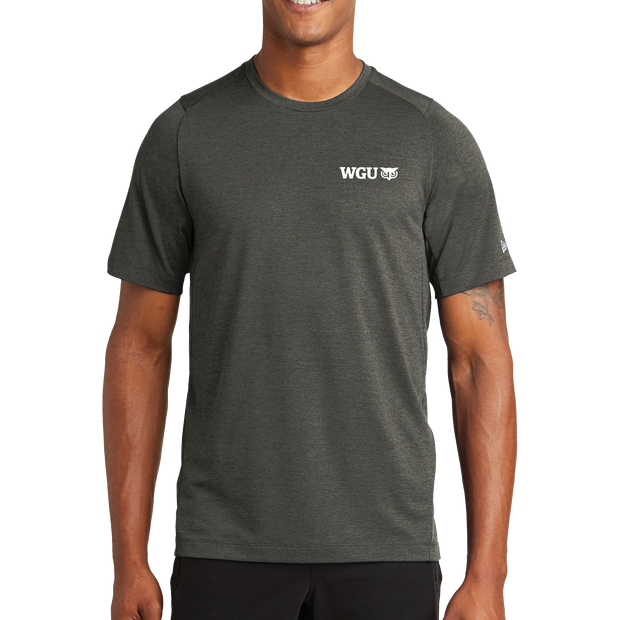 New Era® Series Performance Crew Tee - WGU Clearance