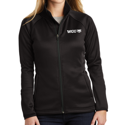 The North Face® Ladies Canyon Flats Stretch Fleece Jacket