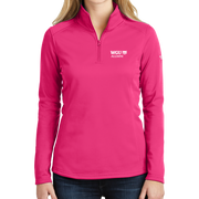 The North Face® Ladies Tech 1/4-Zip Fleece -Alumni