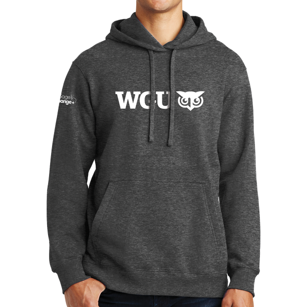 Port & Company Fan Favorite Fleece Pullover Hooded Sweatshirt- Sage's Exchange